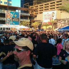 Photo taken at Champions Square by Maddie D. on 10/23/2011