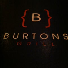 Photo taken at Burtons Grill by Dave G. on 3/16/2012
