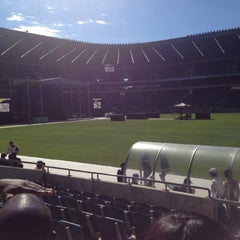 Photo taken at Orlando Stadium by Quintin M. on 4/8/2012