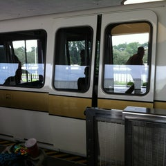 Photo taken at Monorail Gold by Jessie B. on 2/9/2012