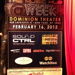 Photo taken at Dominion NY by Elektro M. on 2/17/2012