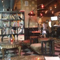 Photo taken at Estragon Tapas Bar by Landis S. on 5/25/2012