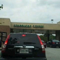 Photo taken at Starbucks by Tony Z. on 8/25/2012