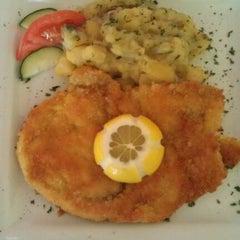 Photo taken at Cafe Berlin by Jeremy D. on 6/4/2012
