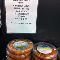 Photo taken at ACME Markets by Jim F. on 1/29/2011