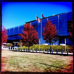 Photo taken at William J. Clinton Presidential Center and Park by Bryan J. on 11/10/2011