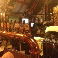 Photo taken at Shilling British Pub by Виталик on 8/10/2012
