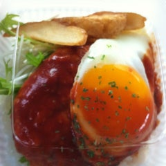 Photo taken at Cafe 527 Food Track by Air Jordan 1 GS O. on 3/5/2012