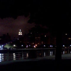 Photo taken at Pier 45 - Hudson River Park by Tanya P. on 8/26/2011