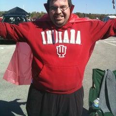 Photo taken at Indiana University Bookstore (IMU) by Susan B. on 9/10/2011