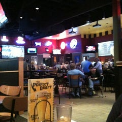 Photo taken at Buffalo Wild Wings by Annika D. on 4/7/2011
