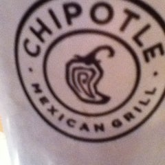 Photo taken at Chipotle Mexican Grill by Sam B. on 1/12/2012