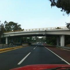 Photo taken at Autopista México - Cuernavaca by Armando I. on 5/4/2012