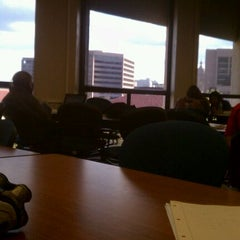 Photo taken at Perry-Castañeda Library (PCL) by David P. on 10/23/2011