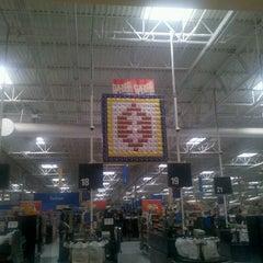Photo taken at Walmart Supercenter by Mark a. on 9/23/2011