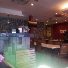 Photo taken at Barra Cafe by De'yan Z. on 2/22/2012