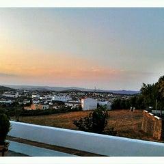 Photo taken at Oliva de la Frontera by Ch M. on 8/19/2011