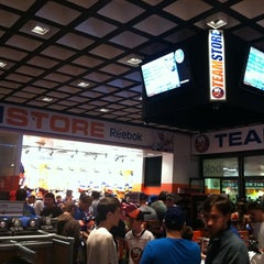 Photo taken at New York Islanders Team Store by Brian on 9/24/2011