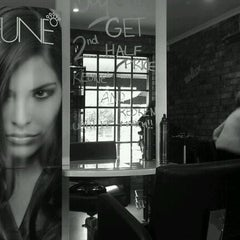 Photo taken at Imagine Your Hair by charlie-helen r. on 3/15/2012