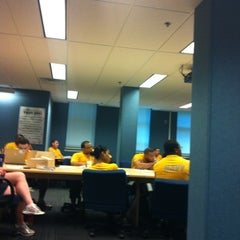 Photo taken at Navy Reserve Recruiting Station by Rose W. on 6/1/2012