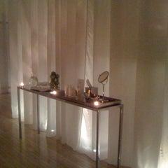 Photo taken at Sanderson Hotel by Matthew H. on 9/28/2011