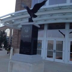 Photo taken at Monmouth University by John R. on 8/1/2012