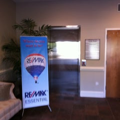 Photo taken at Re/max Essential by Buddy B. on 5/25/2011