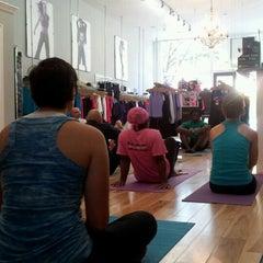 Photo taken at Atlanta Activewear by Casey on 8/25/2012
