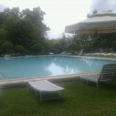 Photo taken at Jamont Pool Area by Carlo D. on 12/28/2011