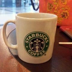 Photo taken at Starbucks (สตาร์บัคส์) by Woralan P. on 12/26/2011