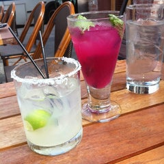 Photo taken at Dos Caminos by Katie B. on 8/16/2011