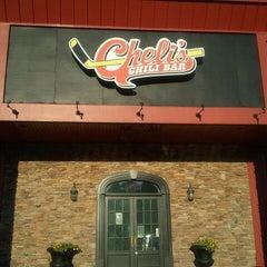 Photo taken at Cheli's Chili Bar by Tamara Y. on 8/27/2011