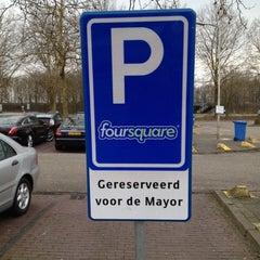 Photo taken at Postillion Hotel Amersfoort Veluwemeer by Ralph v. on 3/17/2012