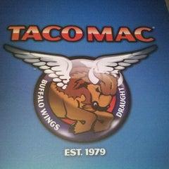 Photo taken at Taco Mac by Roy M. on 5/31/2011