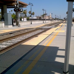 Photo taken at Metrolink Glendale Station by Alma G. on 7/3/2012