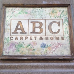 Photo taken at ABC Carpet & Home by Anthony G. on 2/21/2012