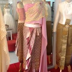 Photo taken at ร้านคุณน้อง Wedding & Studio มหาชัย สมุทรสาคร by iSapphawat on 8/7/2012