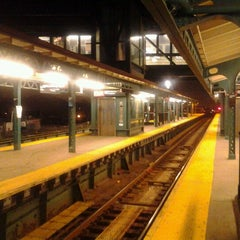 Photo taken at MTA Subway - Junction Blvd (7) by 🔌Malectro 7. on 3/17/2012