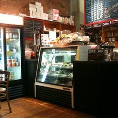 Photo taken at Sidewinder Coffee + Tea by Jackie K. on 12/2/2011