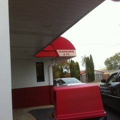 Photo taken at Dairy Queen by Rocketman X. on 11/2/2011