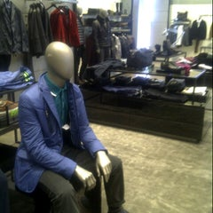 Photo taken at BOSS Store by Руслан D. on 7/29/2012