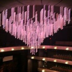 Photo taken at AT&T Performing Arts Center by Jonathan C. on 3/28/2011