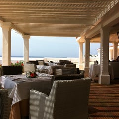 Photo taken at Le Mirage Hotel, Tanger by Frédéric W. on 8/19/2011
