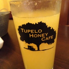 Photo taken at Tupelo Honey Cafe by Ian C. on 9/8/2012