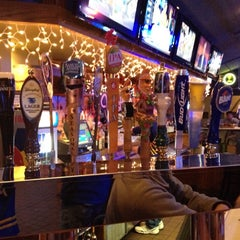 Photo taken at Westby's Pub & Eatery by Mark K. on 1/14/2012