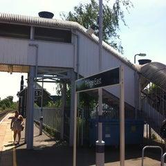 Photo taken at Penge East Railway Station (PNE) by M.J. M. on 5/27/2012