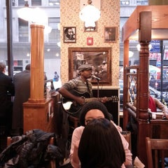 Photo taken at Potbelly Sandwich Shop by Junto David C. on 2/16/2012