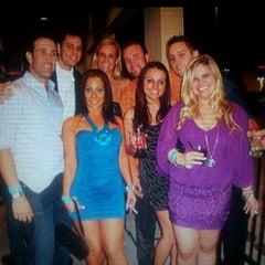 Photo taken at Lavish Ultra Lounge by Brian M. on 1/1/2012