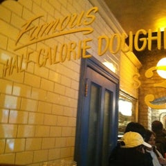 Photo taken at The Doughnut Vault by Cori M. on 3/1/2012