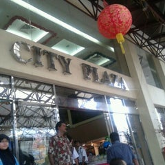Photo taken at City Plaza by Muhammad Hafizuddin M. on 1/31/2012
